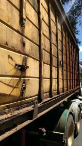 Cane trailer